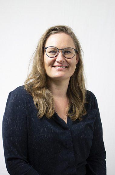 Medarbejder Anja Balle Iversen