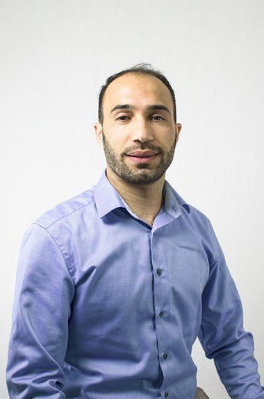 Medarbejder Haseen Nasiry