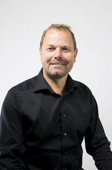 Medarbejder Henrik Kristiansen