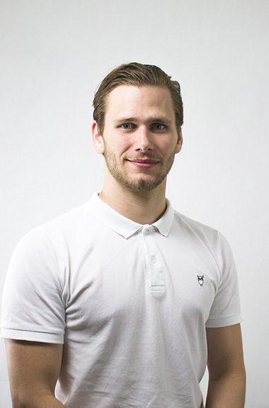 Medarbejder Jacob Nedergaard