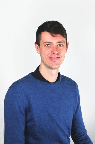 Medarbejder Jeppe Stisen Christensen