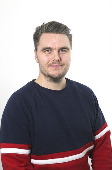 Medarbejder Jonas Bonde Jensen
