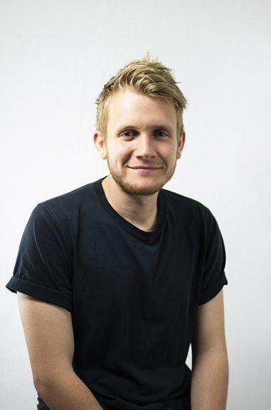 Medarbejder Jonas Weldingh