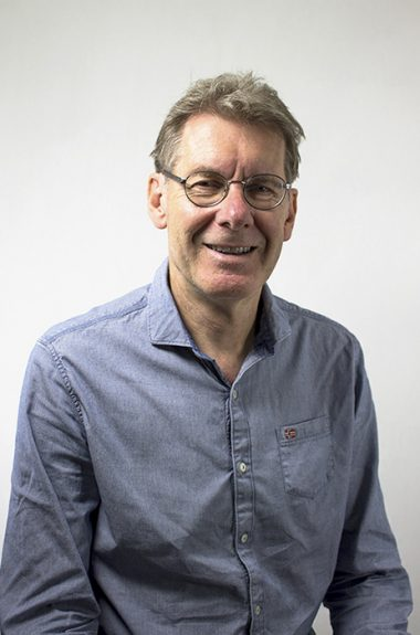 Medarbejder Kai Ove Mogensen