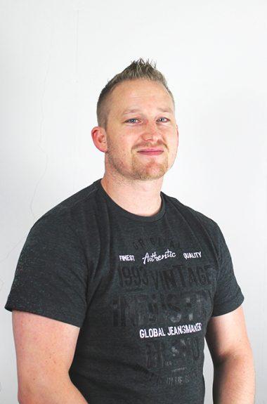 Medarbejder Kenneth Kristensen