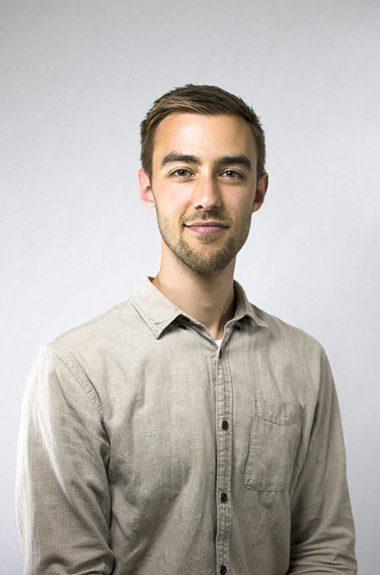 Medarbejder Lasse Juul Jørgensen