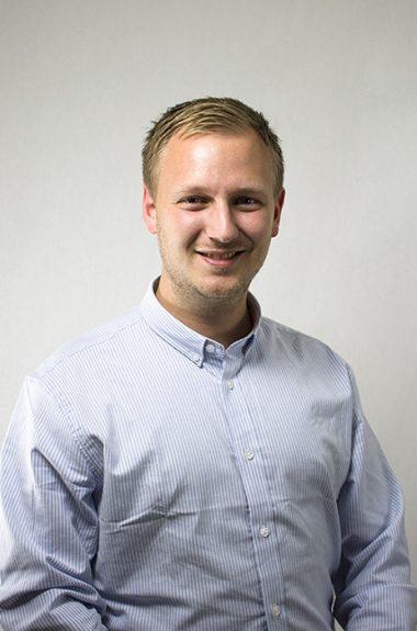 Medarbejder Mathias Højer