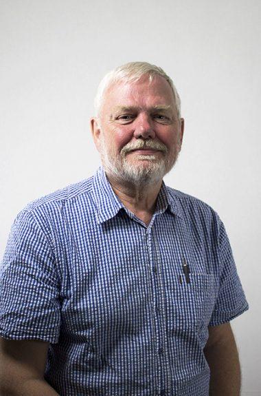 Medarbejder Peter Langeland