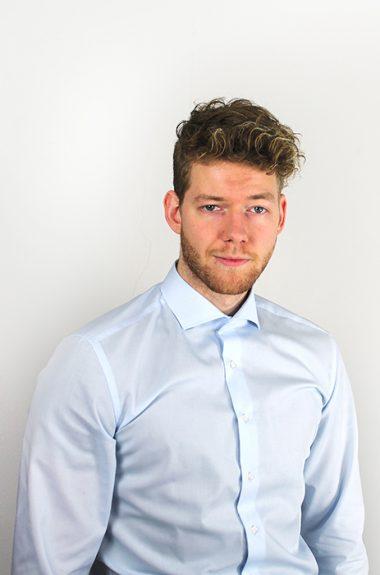 Medarbejder Peter Meldgaard Kristensen