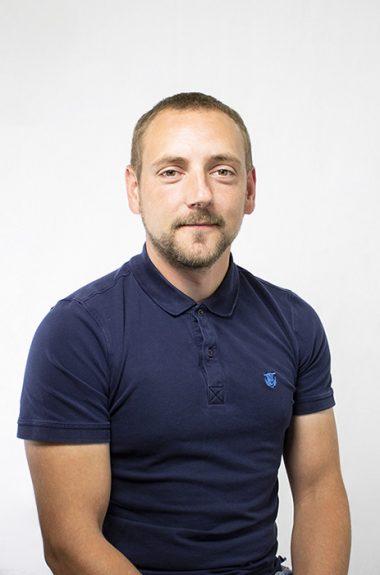 Medarbejder Rasmus Nørgaard Laursen